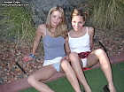 Jordan Capri and Taylor Little get naughty while golfing! from Jordan Capri