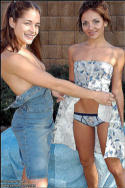 Jordan Capri and Tawnee Stone undress eachother! from Jordan Capri