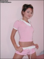 Jordan Capri is pretty in pink! from Jordan Capri